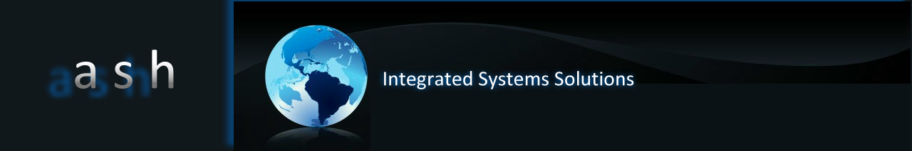 ASH |  Integrated Systems Solutions
